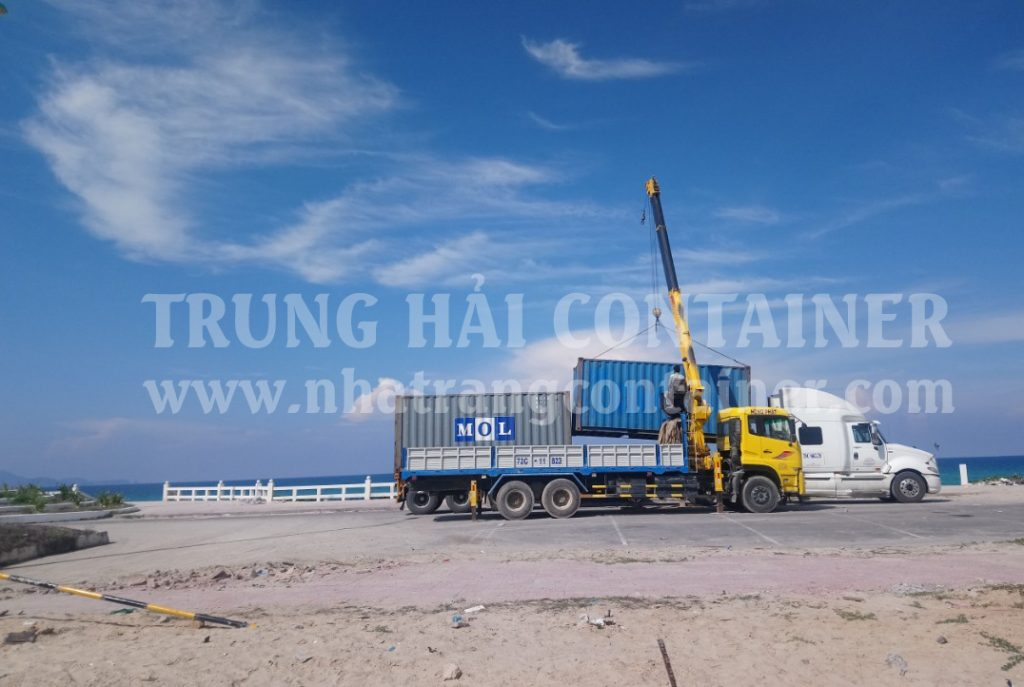 Container dự án Westin