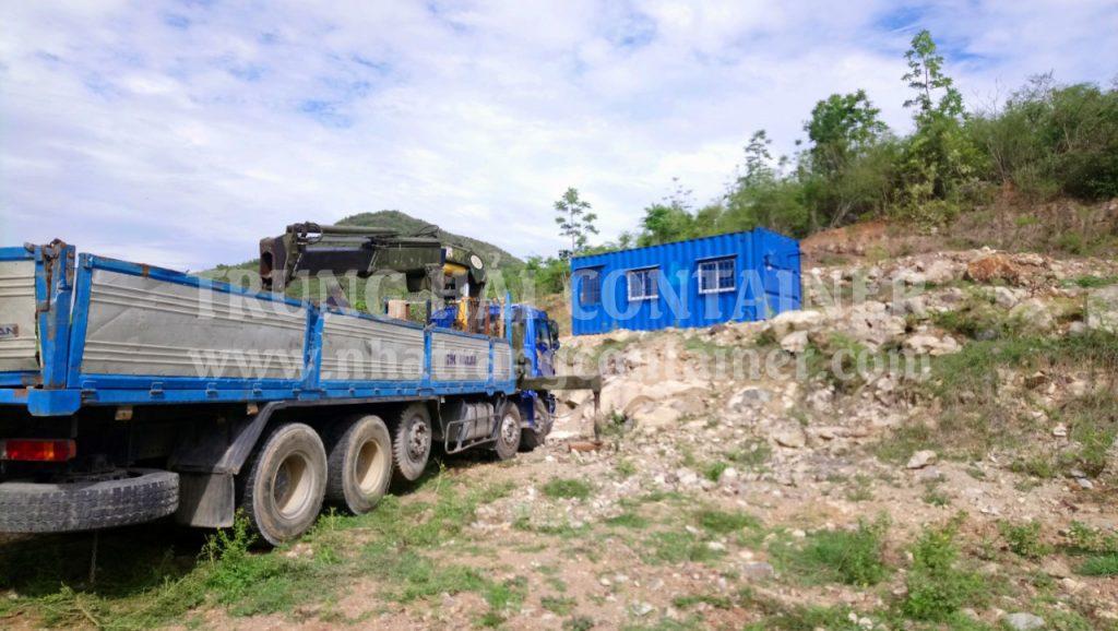 Container dự án mới nhất