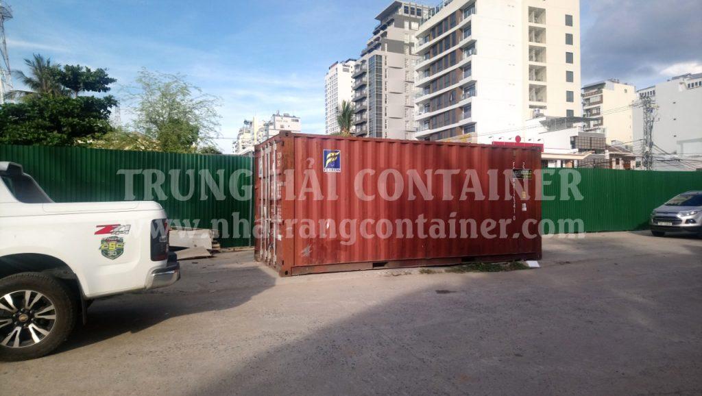 Container dự án KĐT TM