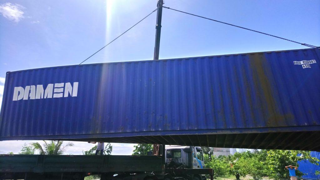 Container Trần Phú Nha Trang
