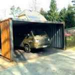 Garage Container sản phẩm mới của Trung Hải Container